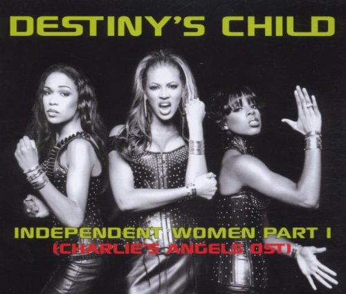 Independent Woman [Import CD #2]