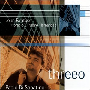 Album Threeo by Paolo Di Sabatino