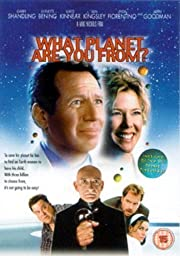 What Planet Are You From? de Garry Shandling