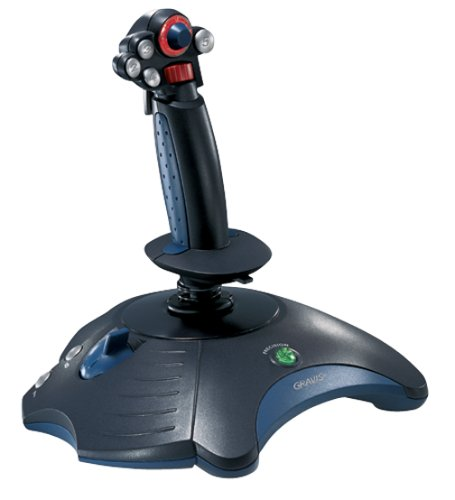 Gravis eliminator precision pro joystick