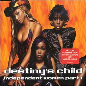 Independent Woman [Import CD #1]