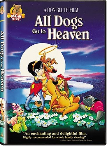 Get All Dogs Go To Heaven On Video