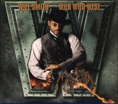 Wild Wild West [Japan CD Single]