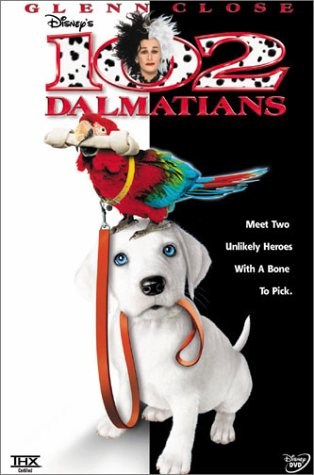102 Dalmatians part of 101 Dalmatians