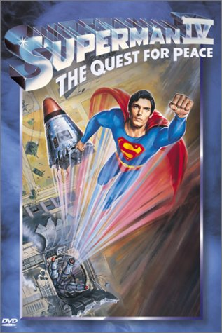 Superman IV: The Quest for Peace part of Superman and Superman (Christopher Reeve)