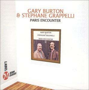 Gary Burton & St: Paris Encounter