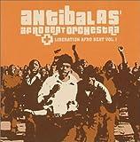 Album Liberation Afrobeat Vol. 1 by Antibalas Afrobeat Orchestra