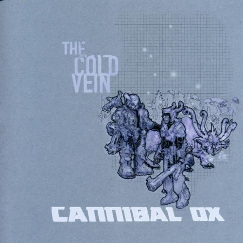 Cannibal Ox's hip-hop classic album Cold Vein