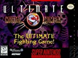 Ultimate Mortal Kombat 3 part of Mortal Kombat