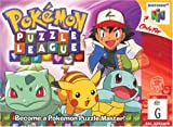Pokemon Puzzle League (2000) (Video Game)
