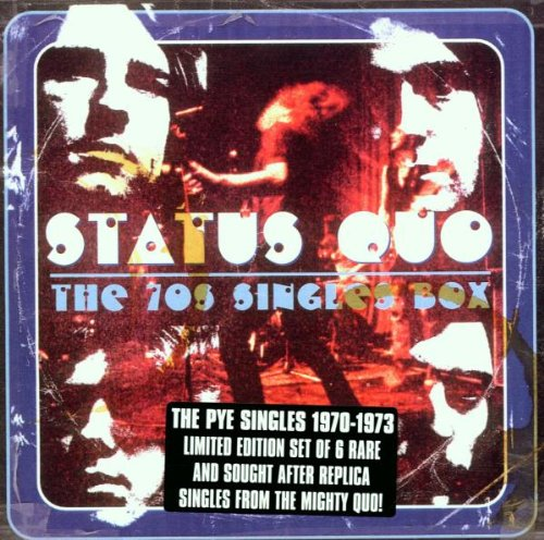 Early 70's: Singles