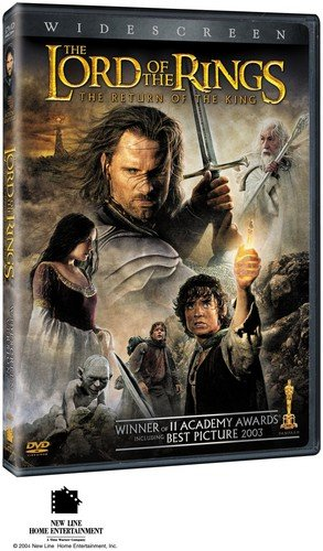 The Lord of the Rings: The Return of the King part of The Lord of the Rings