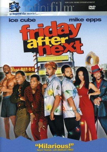Ещё одна пятница / Friday After Next (2002) DVDRip