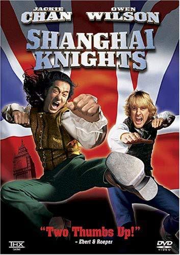 Shanghai Knights DVD