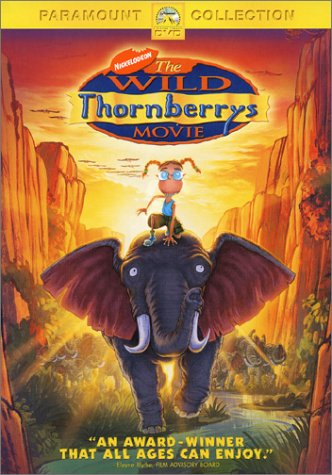 Get The Wild Thornberrys Movie On Video