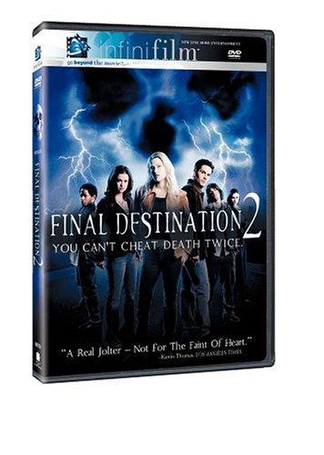 Final Destination 2  DVD
