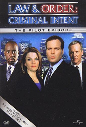 Law & Order - Criminal Intent - The Premiere Episode DVD