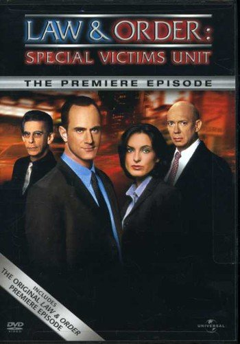 Law & Order - Special Victims Unit - The Premiere Episode DVD