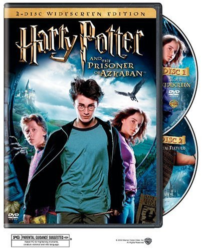 Harry Potter and the Prisoner of Azkaban (2-Disc Widescreen Edition) (Harry Potter 3)