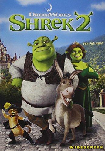 Shrek 2 part of Shrek