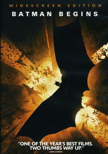 Film Friday: Christopher Nolan's 'Batman Begins' starring