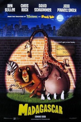 الآن ومن التنين ترجمة فلم الكرتون Madagascar لعيونكم