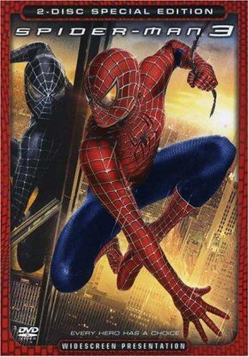 Spider-Man 3  DVD