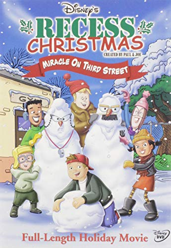 Get Recess Christmas: Miracle On Third Street On Video