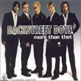 More Than That [Import CD]