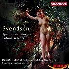 Symphony 1 & 2 / Polonaise by J. Svendsen