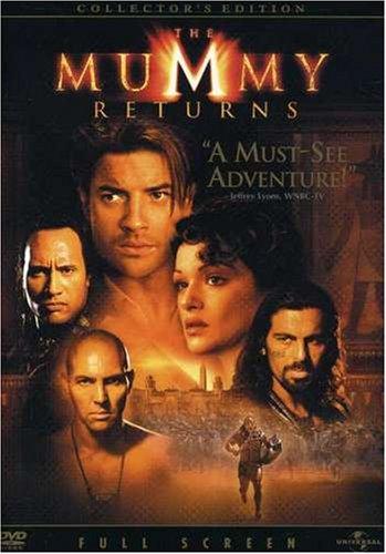 The Mummy Returns part of The Mummy / The Scorpion King