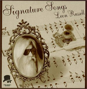 Album Signature Songs / Guitar Blues by Leon Russell
