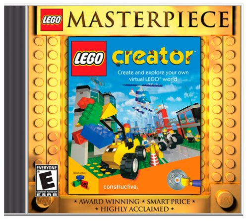 Software-Online-Store - Children's Software - Favorite Characters - Lego