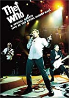 The Who - Live at the Royal Albert Hall by…