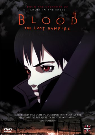 Get Blood: The Last Vampire On Video