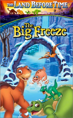 Get The Land Before Time VIII: The Big Freeze On Video