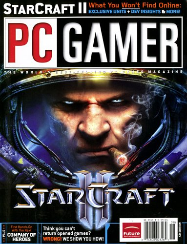Compare PC Gamer Magazine Reviews with Great Computer Game ...