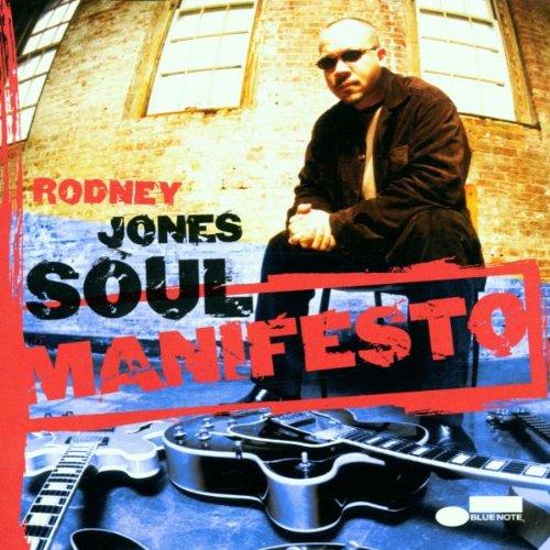 Album Soul Manifesto by Rodney Jones