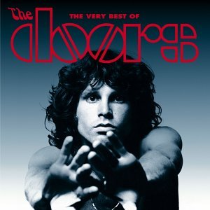 Album The Very Best of the Doors by Jim Morrison