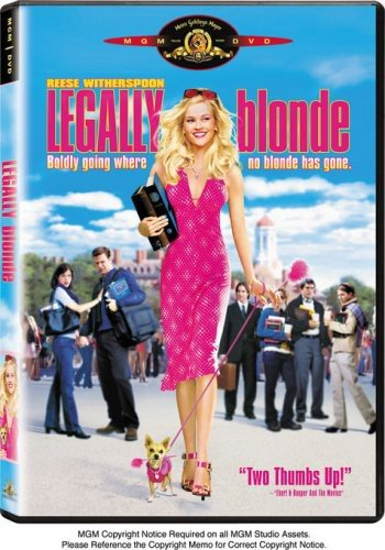 Legally Blonde part of Legally Blonde