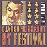 Album The Django Reinhardt NY Festival: Live at Birdland by Jimmy Rosenberg