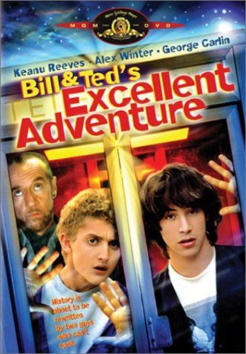Bill & Ted's Excellent Adventure part of Bill & Ted's Excellent Adventure