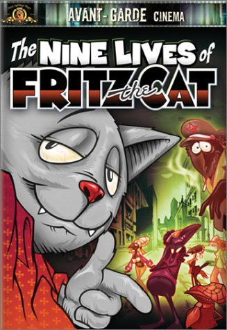 Get The Nine Lives Of Fritz The Cat On Video