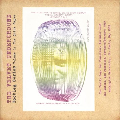 Velvet Underground: Bootleg Series Volume 1: The Quine Tapes