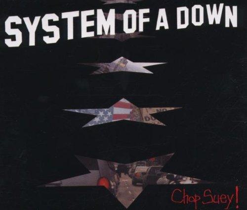 Chop Suey [Canada CD]