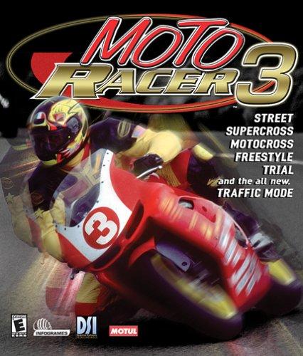 Moto Racer 3 v1.30 (376,25 Mb.)
