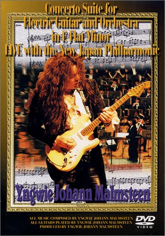 Yngwie Johann Malmsteen: Concerto Suite For Electric Guitar And Orchestra in E Flat Minor Op.1