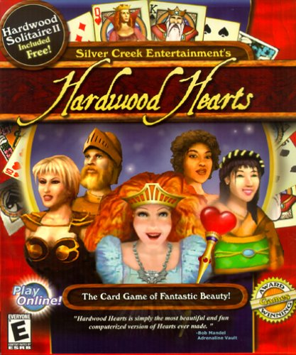 Silver Creek Entertainment Hardwood Hearts