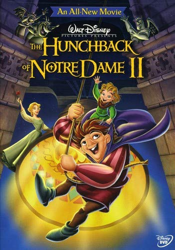 Get The Hunchback Of Notre Dame II On Video
