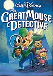 The Great Mouse Detective por Vincent Price